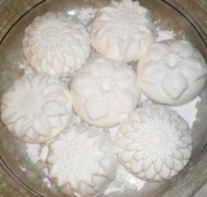 Домашний зефир сахарный