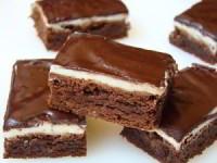 Мятно-шоколадный торт