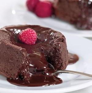 Тающий шоколад