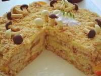 Торт Наполеон для ленивых хозяек