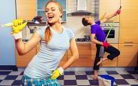 Как быстро убрать в своей квартире — Советы для ленивых!