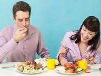 Как правильно жевать пищу?