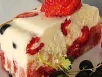 Низкокалорийный тортик