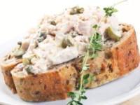 Паста Магуро из тунца для бутербродов по-японски
