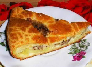Пирог «Быстрый и вкусный»