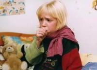 Приступы кашля у ребенка. Как остановить приступ