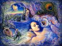 Сновидения - визуальный образный ряд