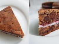 Шоколадный пирог с маком (постный рецепт)