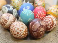 История возникновения пасхальных яиц