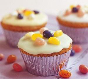 Рецепт «Пасхальные кексы»