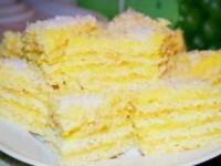Торт Рафаэлло. Мягкий и очень вкусный