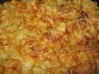 Картошка запеченная в кефире под сыром