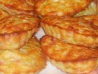 Колбасно-капустные кексики