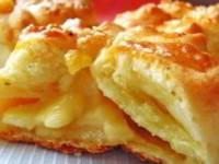 Сырные плюшки