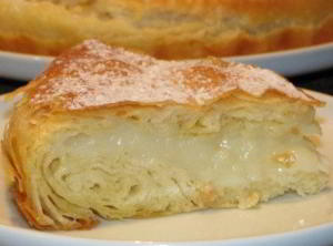 Фытыр по-Египетски - пирог-пироженое
