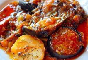 Аджапсандал (грузинская кухня)