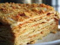 Самый экономный рецепт торта «Наполеон»