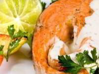 рецепт стейка форели