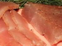 рецепт Сыровяленые куриные грудки О-ля-ля