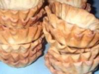 рецепт Корзиночки для тарталеток