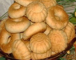 рецепт Печенье с манной крупой