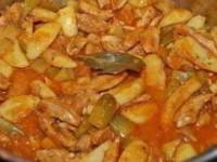 Рагу по-татарски