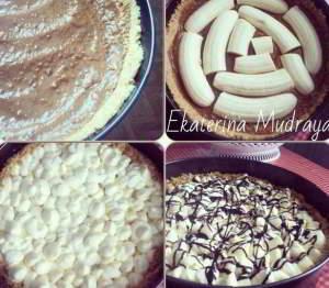 """Banoffee pie"" - настоящее банановое блаженство"