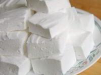 рецепт Домашние низкоуглеводные маршмеллоус (marshmallows)