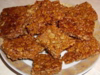 рецепт Козинаки из геркулеса