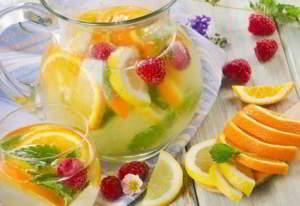 рецепты Летние домашние напитки