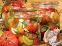 Салаты - заготовки на зиму - 10 рецептов