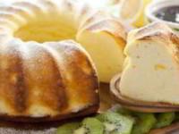 рецепт Творожник лимонный