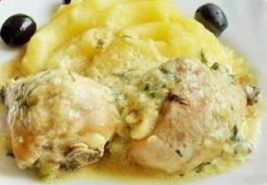 рецепт Гедлибже - блюдо кабардино-балкарской кухни
