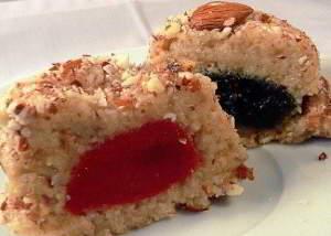 рецепт Пирожные без выпечки