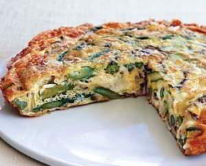 рецепт Фриттата - завтрак спортсмена