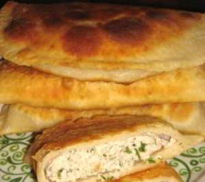 рецепт Чебуреки домашние