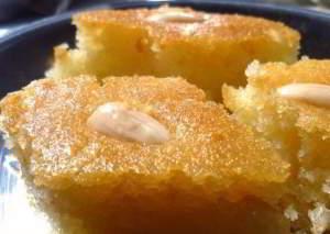 как приготовить арабский десерт басбуса