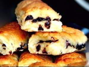 Быстрые и вкусные булочки с шоколадом