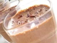 Легкий шоколадный десерт