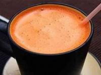 Морковный фреш с грейпфрутом
