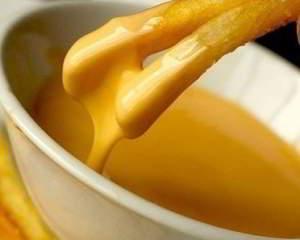 Сырный соус как в макдональдсе