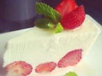 Творожный десерт (без выпечки)