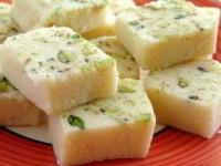 рецепт Бурфи - молочная помадка