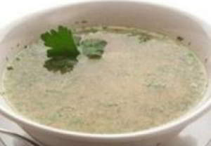 рецепт Диетический суп из круп