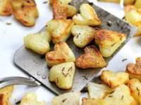 рецепт жареная Картошка для влюбленных