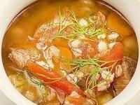 рецепт приготовления Говядина в горшочках