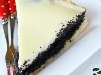 Маково-сметанный торт