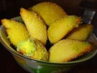 Печенье «Лимончики»