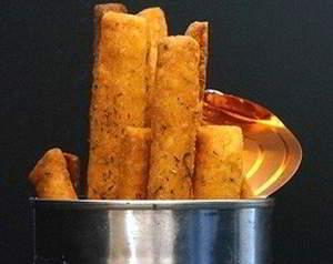 Прекрасные сырные палочки