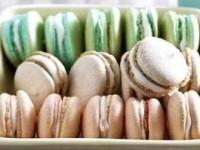 """Рецепт французского разноцветного печенья """"Macarons"""""""